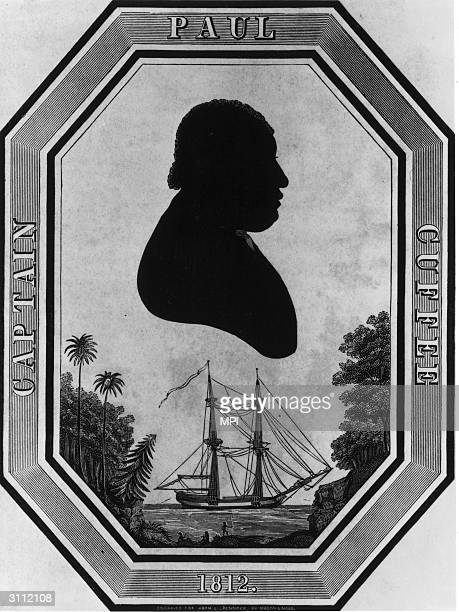 Captain Paul Cuffee a freed slave and successful Massachusetts shipowner who was instrumental in securing the vote for black propertyowners in...