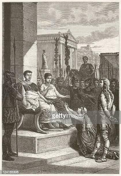 Captive teutons