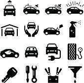 Car Maintenance - Black Series