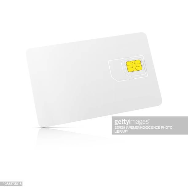 sim card, illustration - adaptor stock illustrations