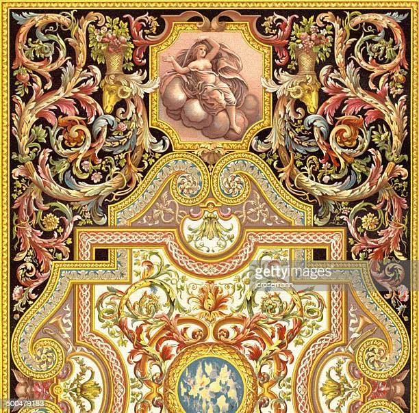 Carpet Louvre 17th Century