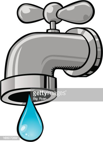 Cartoon Faucet Vector Art Getty Images