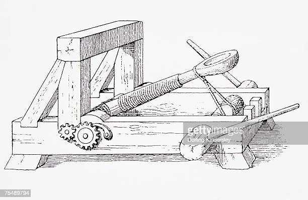 Catapult, unarmed
