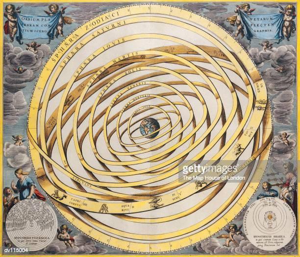 celestial map - star chart stock illustrations