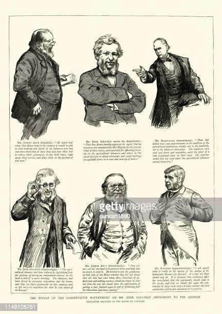 Character sketches in the House of Commons, 1886