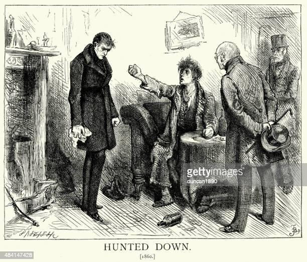 Humphrey, Charles Dickens-mestre do relógio-capturados