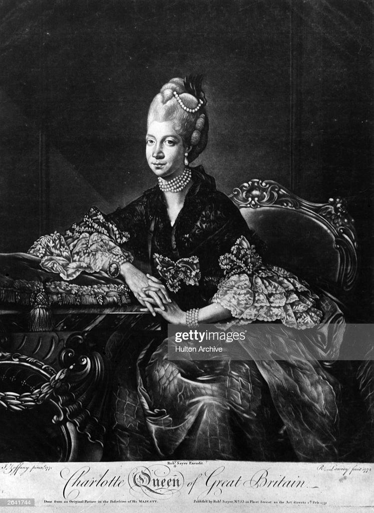 Queen Charlotte : News Photo