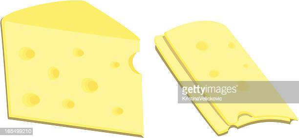 cheese - serving size stock illustrations, clip art, cartoons, & icons