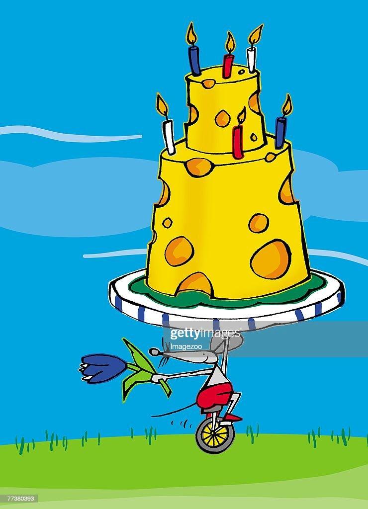 cheesecake : Illustration