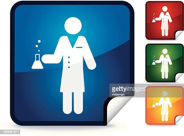 Chemist | Sticker Collection