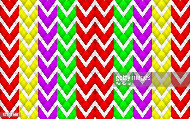 chevron vertical pattern creative abstract design - parallel stock illustrations, clip art, cartoons, & icons