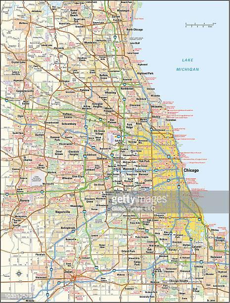 Chicago, Illinois area