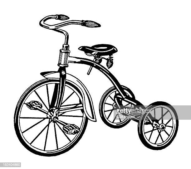 Child's Tricycle