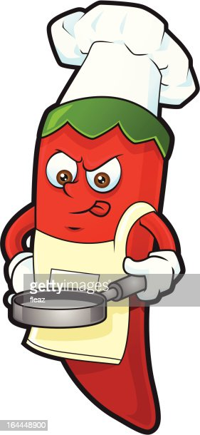 Groovy Chili Cooking Stock Illustration Getty Images Download Free Architecture Designs Scobabritishbridgeorg