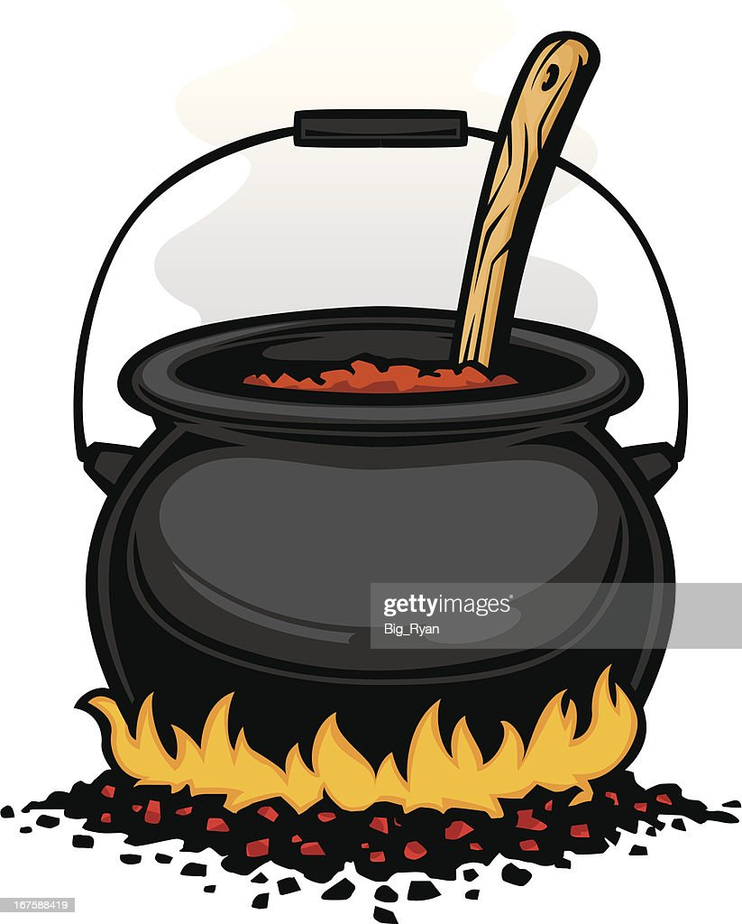 chili pot graphic vector art getty images