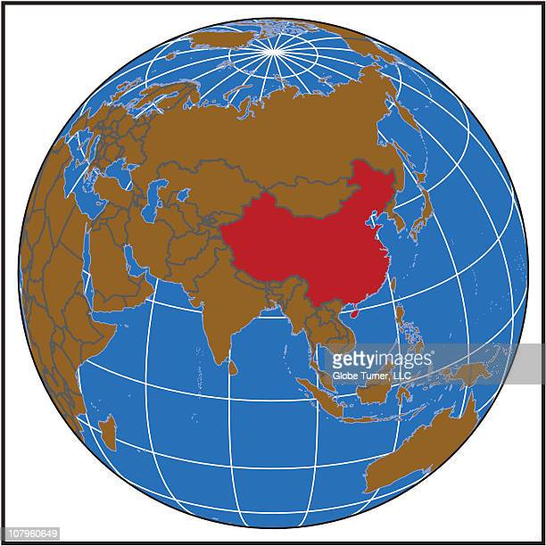 china locator map - locator map stock illustrations