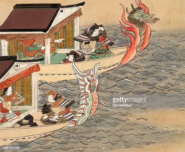 Chinese Dragon Boats