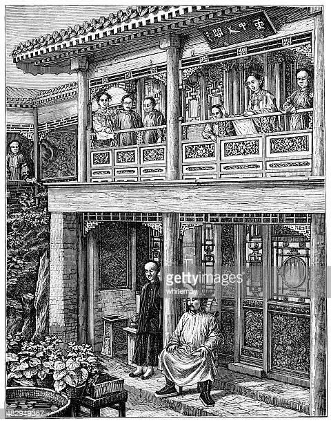 Chinese Gentleman's House, Pekin