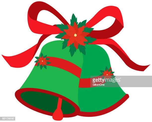 Christmas Bells Images Clip Art.World S Best Christmas Bell Stock Illustrations Getty Images