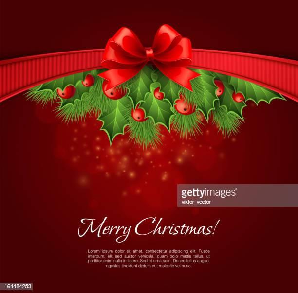 weihnachts-design - tannenzweig stock-grafiken, -clipart, -cartoons und -symbole