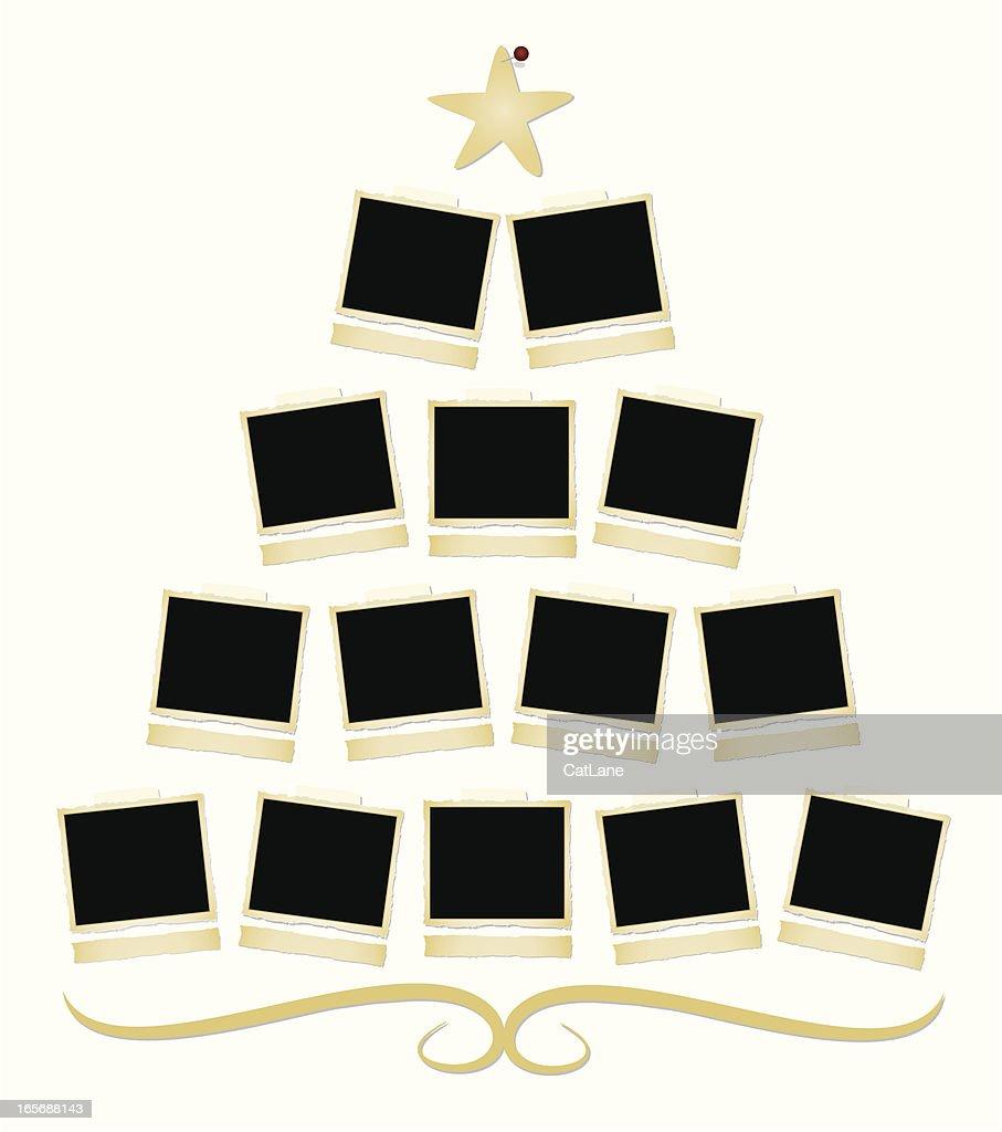 Christmas Family Tree