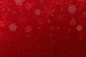 Christmas winter holiday red background