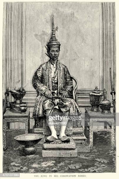 Chulalongkorn or Rama V King of Siam