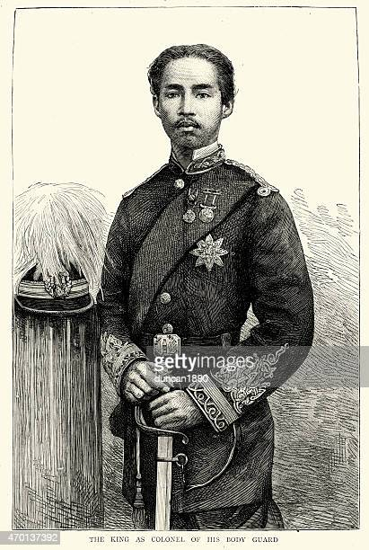 Chulalongkorn or Rama V, King of Siam