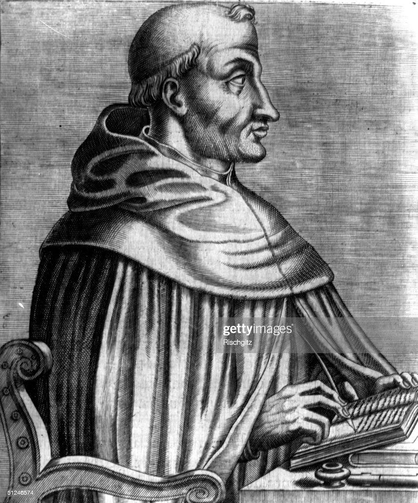 St Thomas Aquinas : News Photo