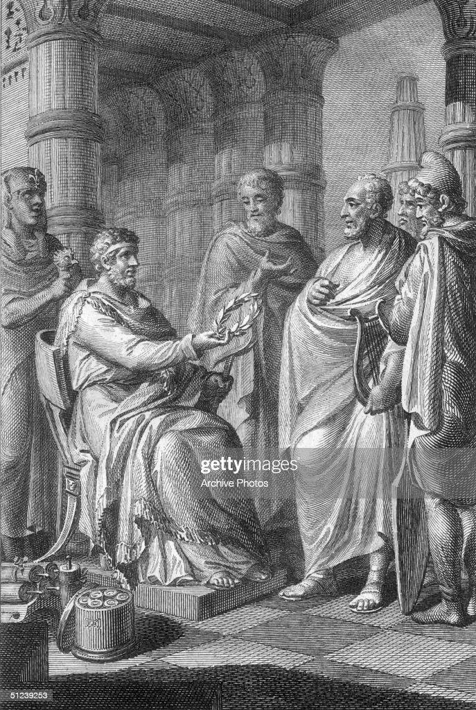 Claudius Ptolemaeus : News Photo