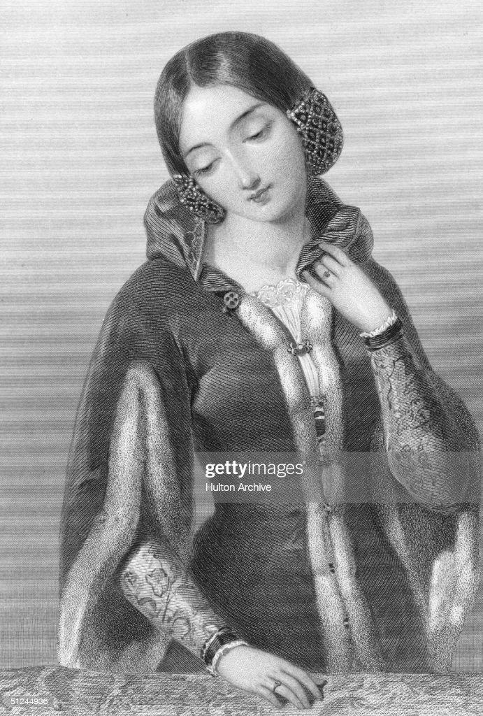 Anne Of Bohemia : News Photo