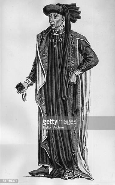 Circa 1440, Philippe Bourgogne, Duke of Burgundy . During the Hundred Years War, to help in his claim to the throne of France, he sided with the...