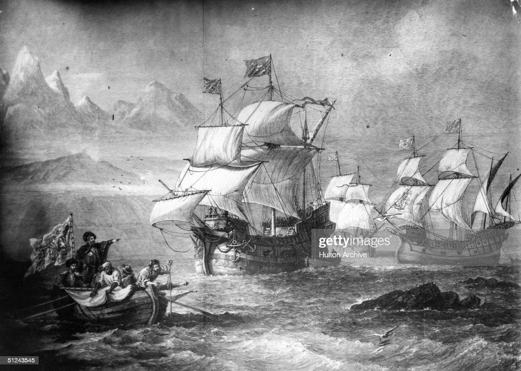Ferdinand Magellan Portuguese Explorer: Circa 1510, Portuguese Navigator And Explorer Ferdinand