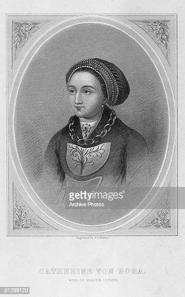 Circa 1520 Katharina Von Bora German Cistercian Nun In Saxony 151523 Adopted Lutheran Doctrines Fled To