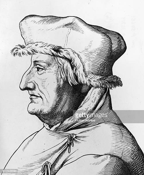 Circa 1520 Polish astronomer Nicolaus Copernicus who proposed a heliocentric view of the Universe that the Sun is the centre of the Universe and that...