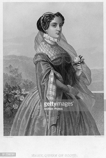 Mary Queen Of Scots Stock Illustrations And Cartoons