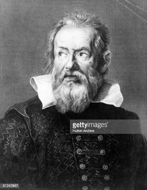 Circa 1640, Galilei Galileo , Italian astronomer and mathematician.