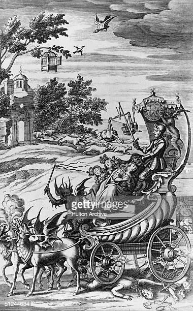 護国卿 オリバー クロムウェルのイラスト素材と絵 getty images