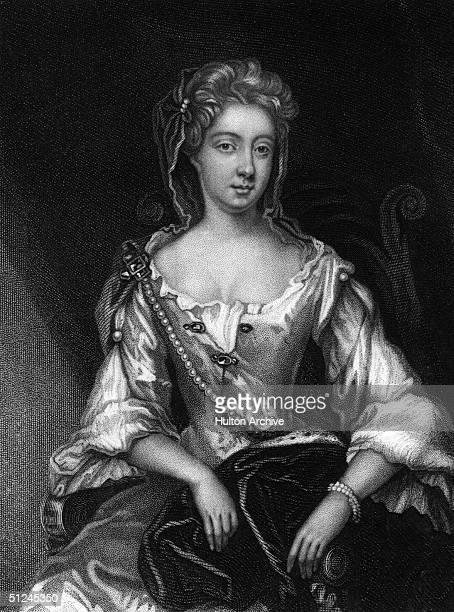 Circa 1680, Ann Scott , the Duchess of Monmouth, wife of James Scott, Duke of Monmouth.