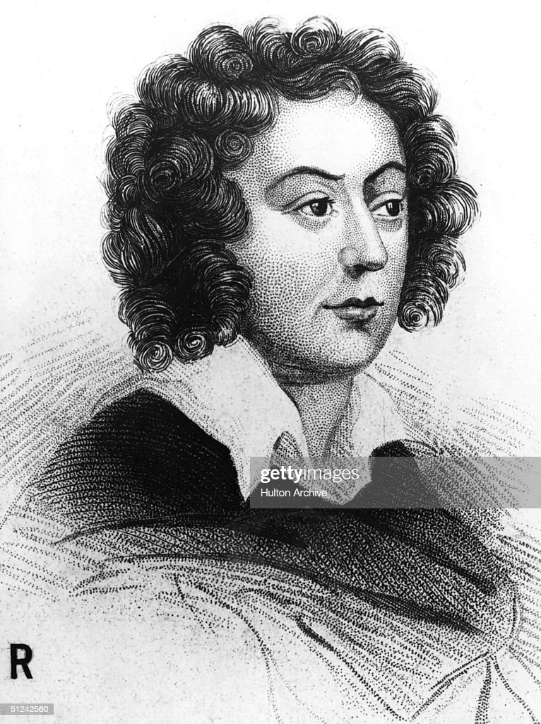 Circa 1680, English composer, Henry Purcell . News Photo ...