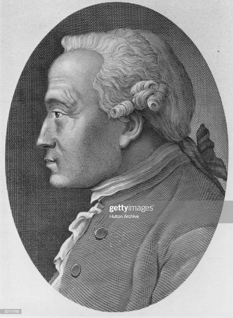 Immanuel Kant : News Photo