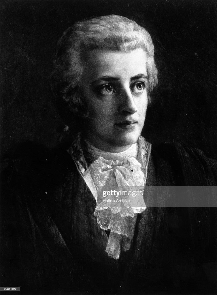 Mozart : News Photo