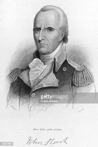 John Stark Continental soldier who commanded the New Hampshire militia during the Sarasota Campaign and was known for his victory over Colonel Baum's...