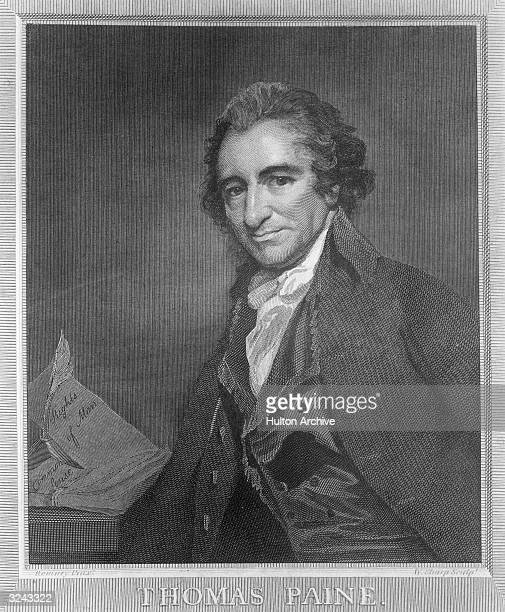 Thomas Paine Englishborn revolutionary writer and propagandist Produced publications that helped shape the course of both the American and French...