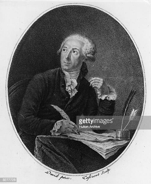 French chemist and founder of modern chemistry Antoine Laurent Lavoisier He was later guillotined despite his work for the state into the problems of...