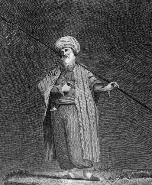 A Yemeni Arab of the Beni Koreish tribe.