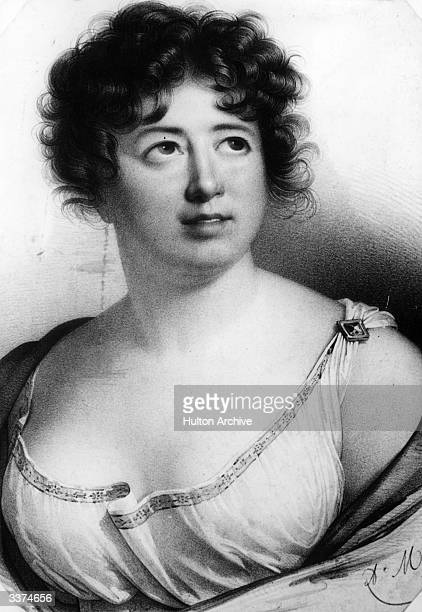 Anne Louise Germaine Baronne de StaelHolstein a French writer and intellectual whose international salon in Switzerland gained great renown and who...