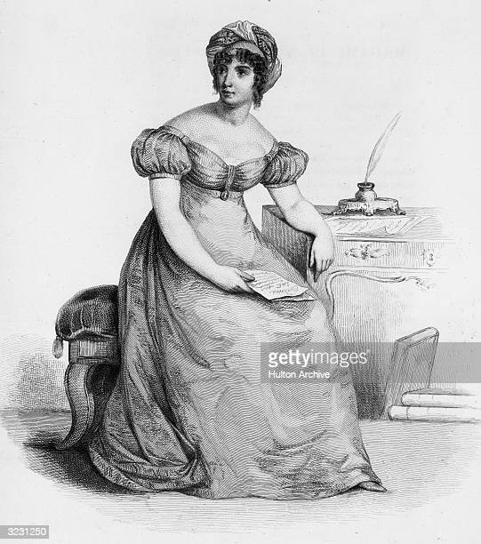 AnneLouise Germaine Necker de Stael FrenchSwiss woman of letters whose salon was a center for politicians and intellectuals Her works include the...
