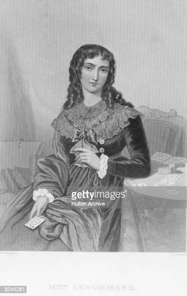 MarieAnneAdelaide Lenormand a French psychic who by reading cards foretold the marriage of Josephine de Beauharnais and Napoleon Bonaparte some...