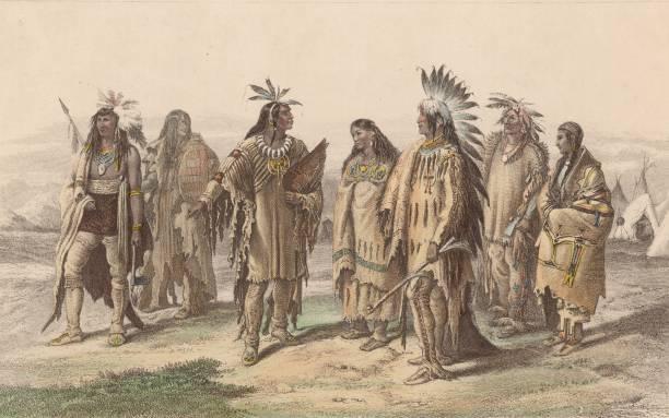 Native Americans Wall Art